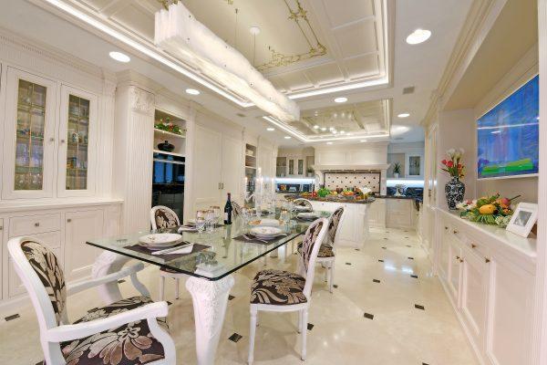 kitchen lunchroom-luxury-bodino-design-stradivari-interior